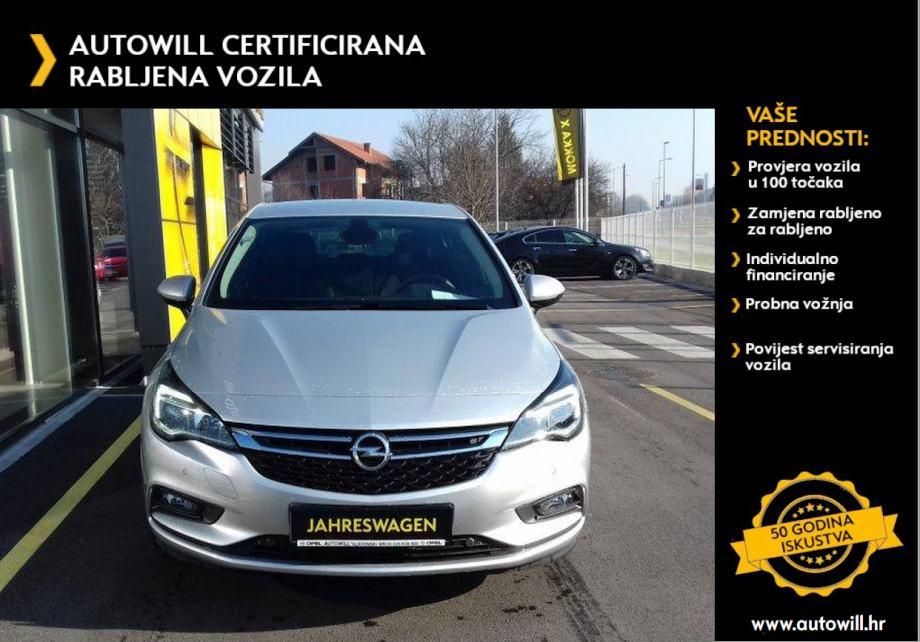 Opel Astra 1,6 CDTI ENJOY *** TESTNO VOZILO ***