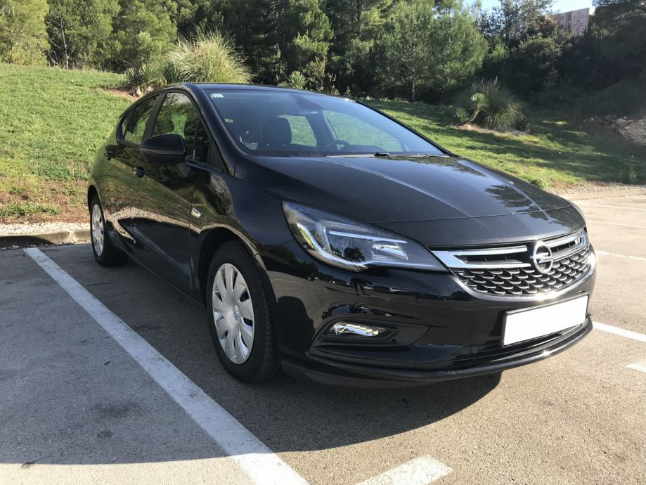 Opel Astra 1,6 CDTI ENJOY - PONUDA DANA 91.400,00 KN