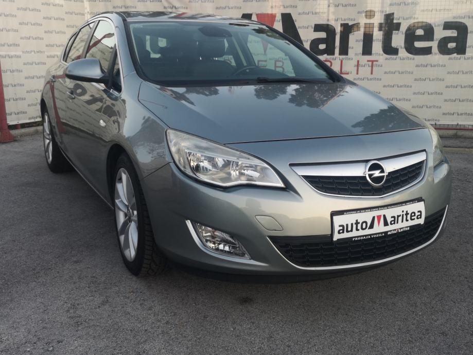 "Opel Astra 1,7 CDTI-ENJOY PLUS OPREMA-NAVI+ALU NAPLATCI 18"""