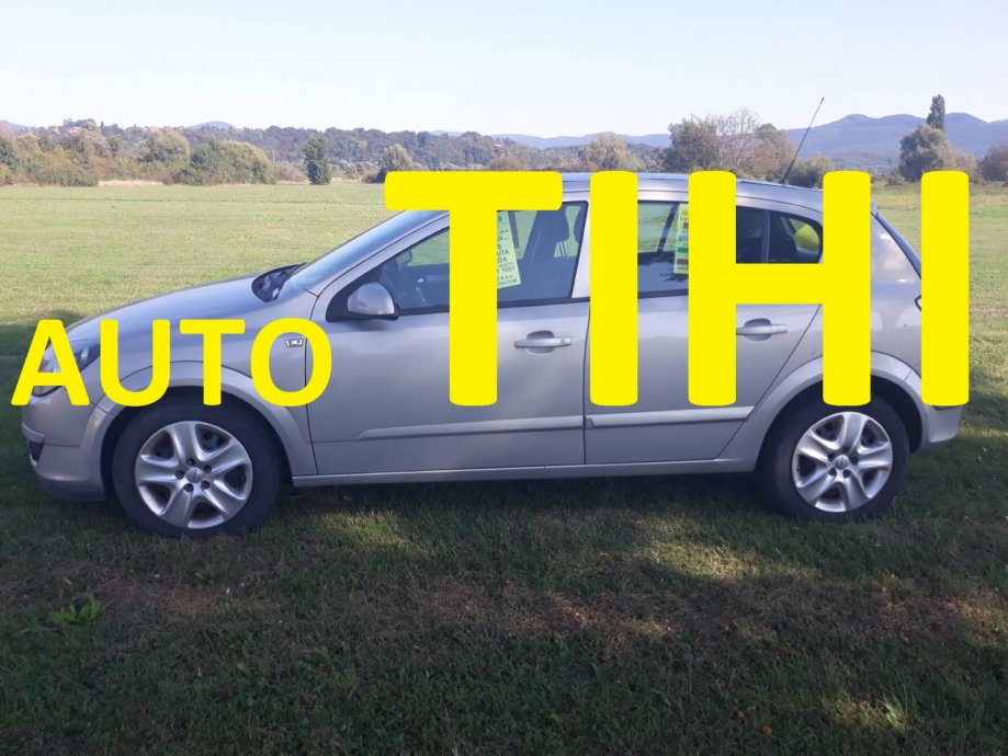 Opel Astra H 1,7 CDTI 2006G SAMO ZAMJENA DOSTAVA OTPLATA KA