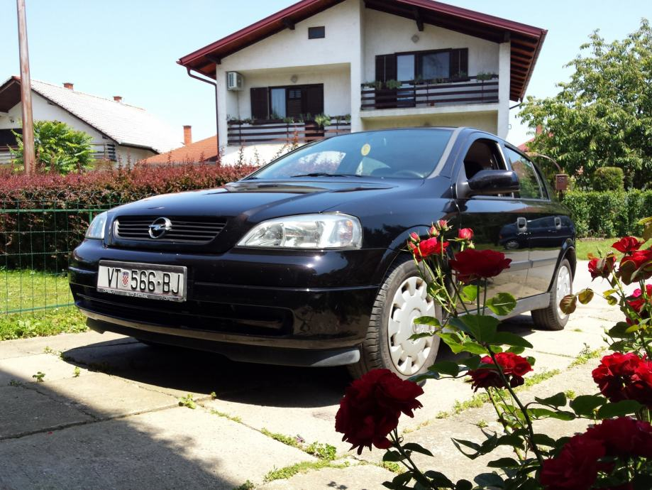 Opel Astra Classic 1.4 Twinport
