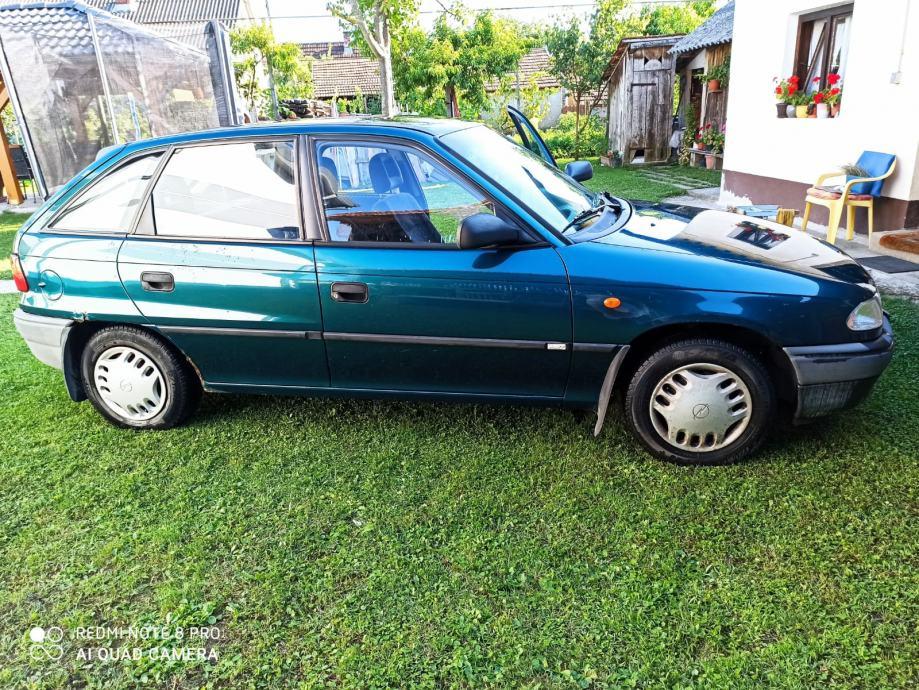 Opel Astra Classic 1.4i
