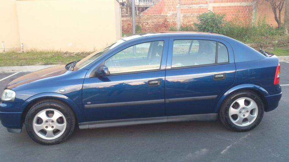 Opel Astra Classic 1.6 twinport 16V