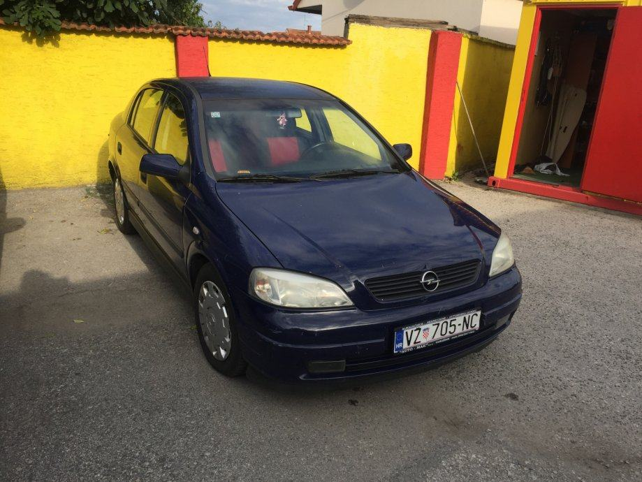 Opel Astra Classic 1,6cl