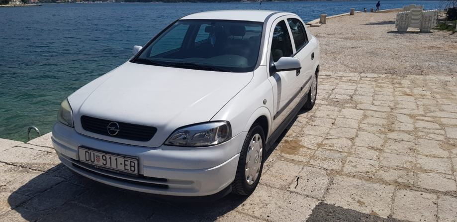Opel Astra Classic G