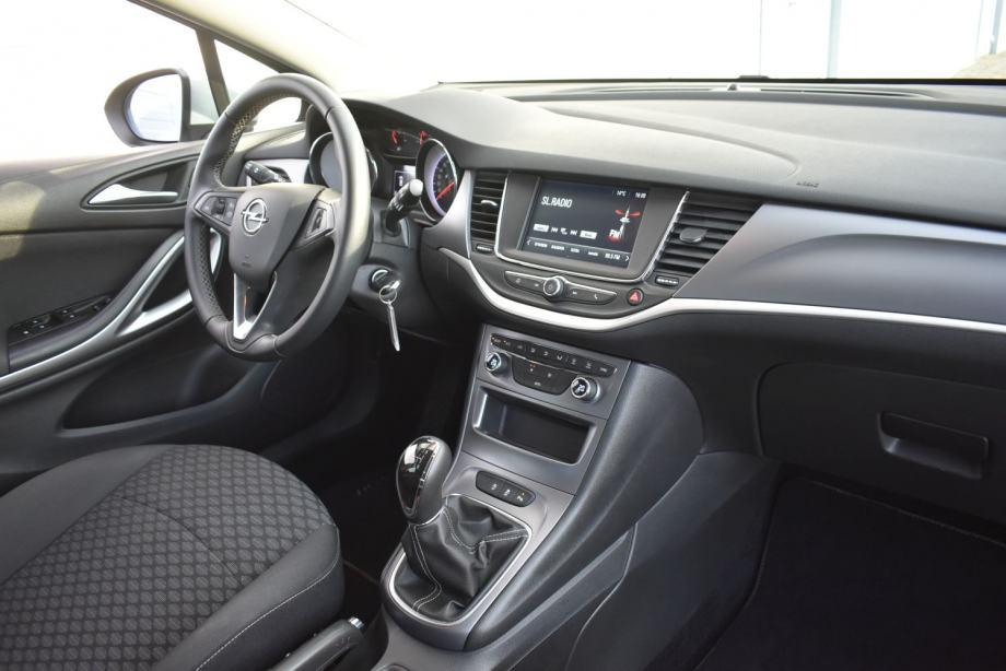 Opel Astra K 1,4 Turbo Enjoy*HR*REG. DO 03/2021,SENZORI ...