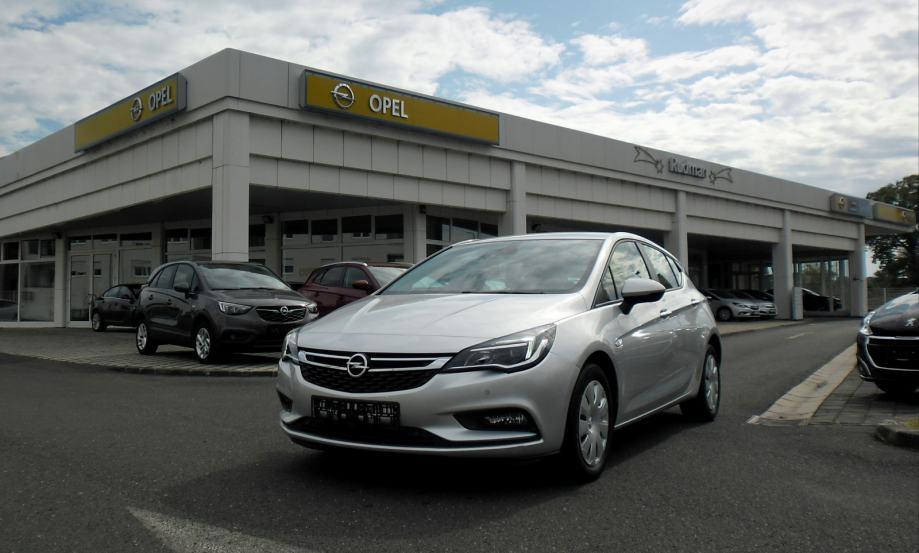 Opel Astra K 1,6 CDTI Enjoy+