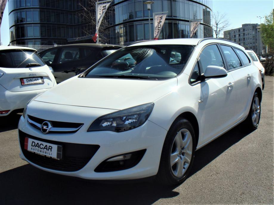 Opel Astra Karavan Sports 1,7 CDTI Cosmo