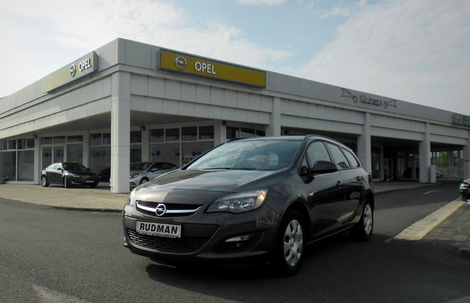 Opel Astra Sports Tourer 1.6 CDTI Selection+