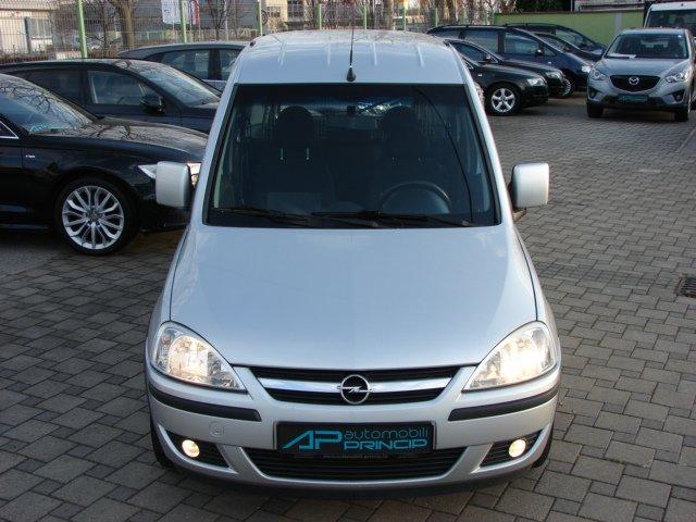 Opel Combo 1.6i CNG