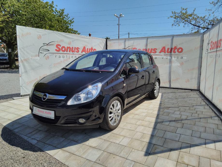 Opel Corsa 1,4 16V + LPG PLIN