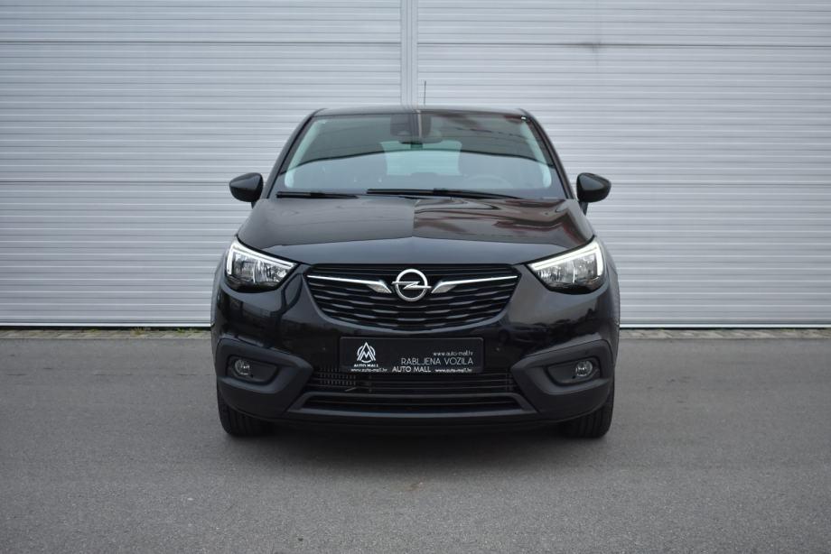 Opel Crossland X 1,2 Enjoy *LED SVJETLA, SENZORI, TVORNIČKO JAMSTVO *