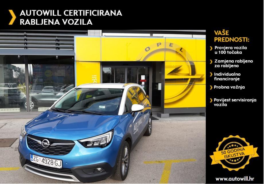 Opel Crossland X 1,2 Turbo