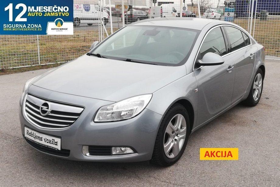 "Opel Insignia 2,0 CDTI KREDITI,KARTICE,GARANCIJA,LEASING """"AKCIJA"""""