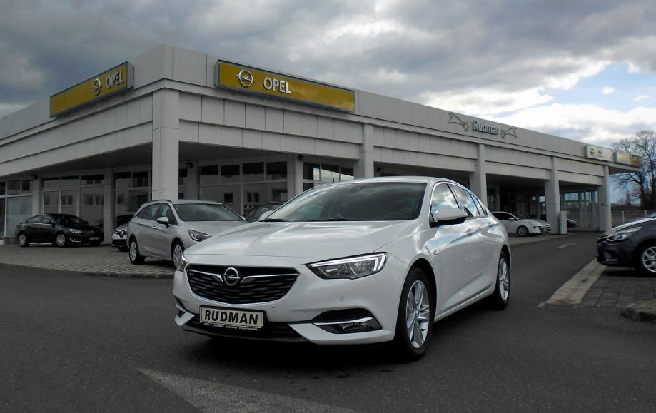 "Opel Insignia Grand Sport ""Edition+"" 1.6 CDTi automatik"