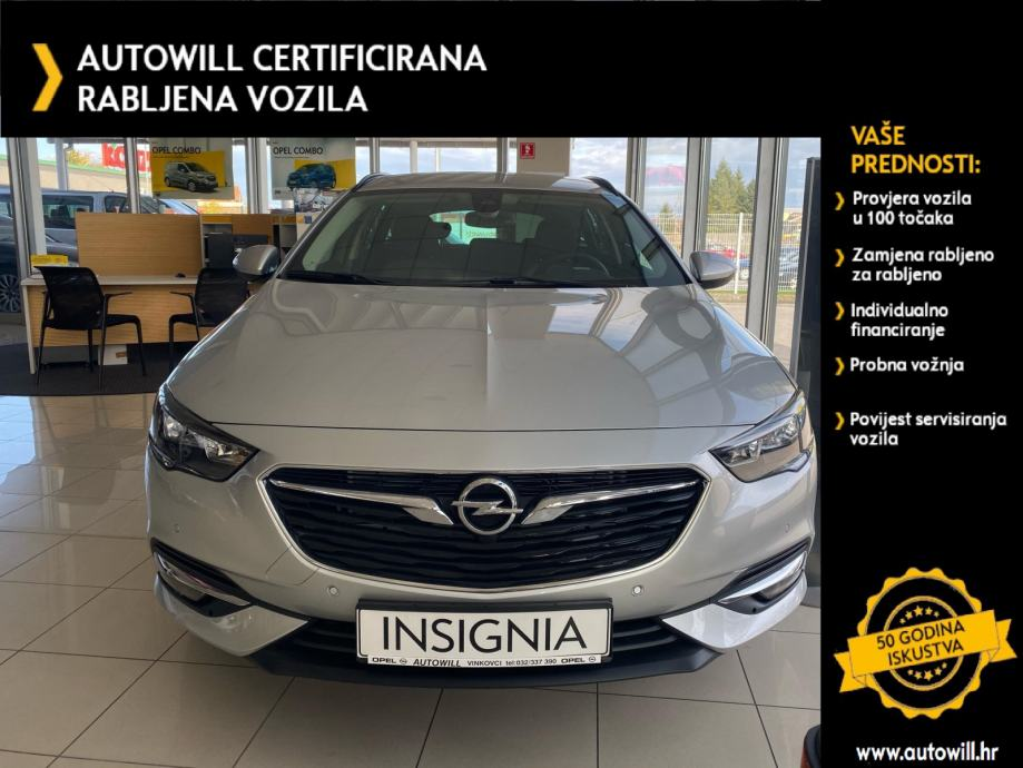 Opel Insignia Sports Tourer Edition 1.6 DTH
