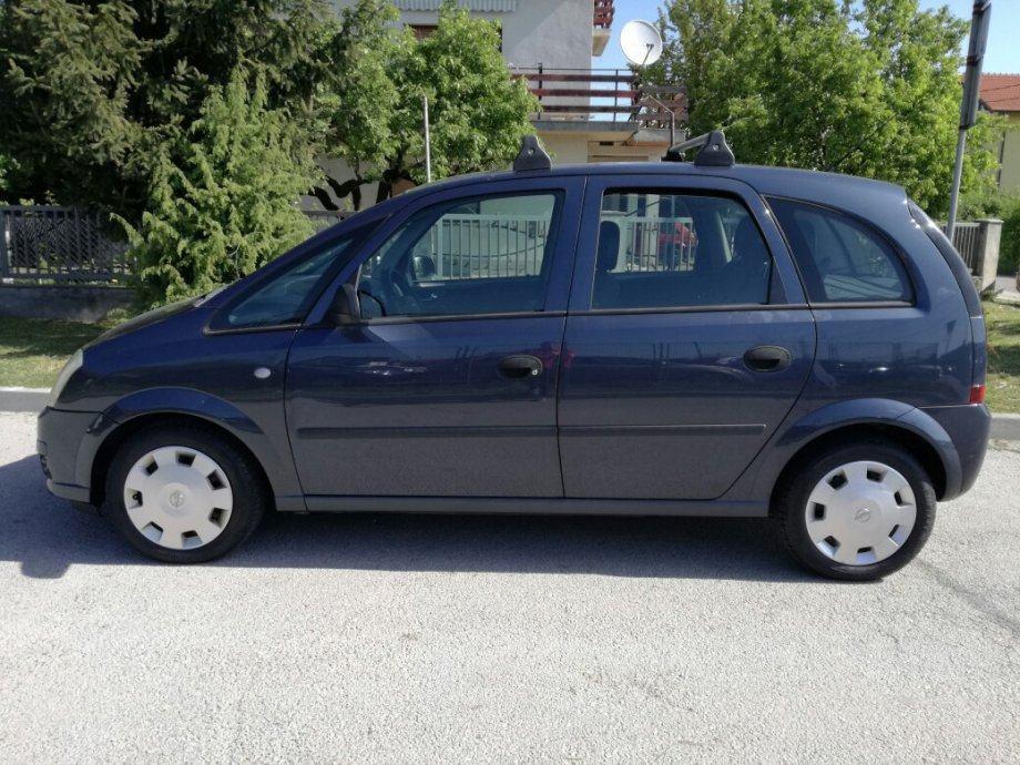 Opel Meriva 1,4 16V