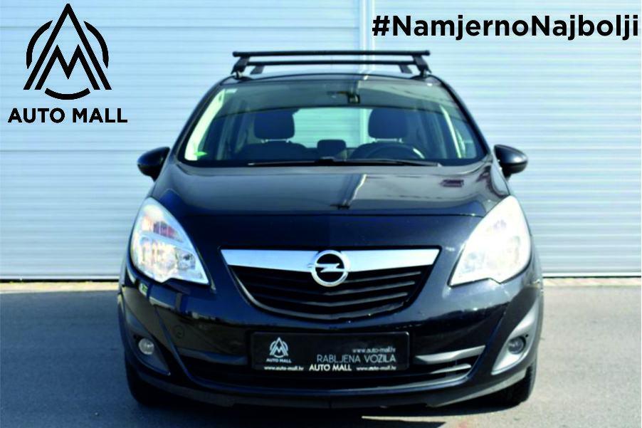 Opel Meriva 1.4 LPG Enjoy *ALU NAPLATCI, METALIK BOJA*