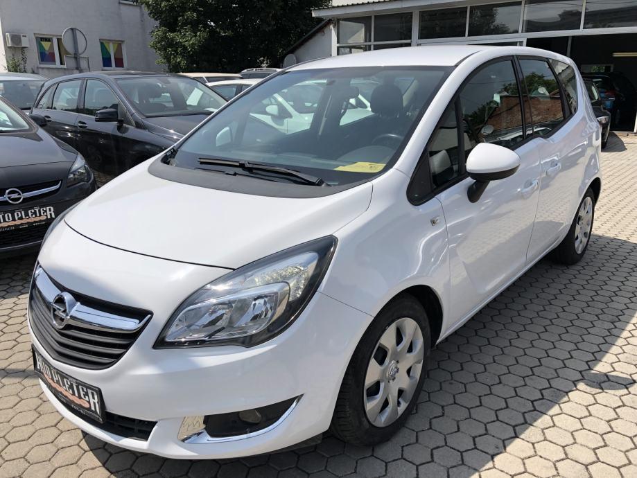 Opel Meriva 1.4, PLIN, GARANCIJA, SERVISNA