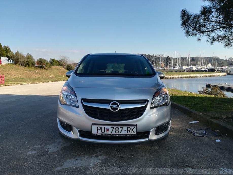 Opel Meriva 1,6 CDTI Start/Stop PRVI VLASNIK