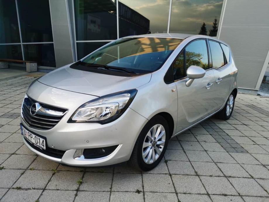 Opel Meriva 1,6 CDTI Start/Stop • RAZGLEDAVANJE VIDEO POZIVOM