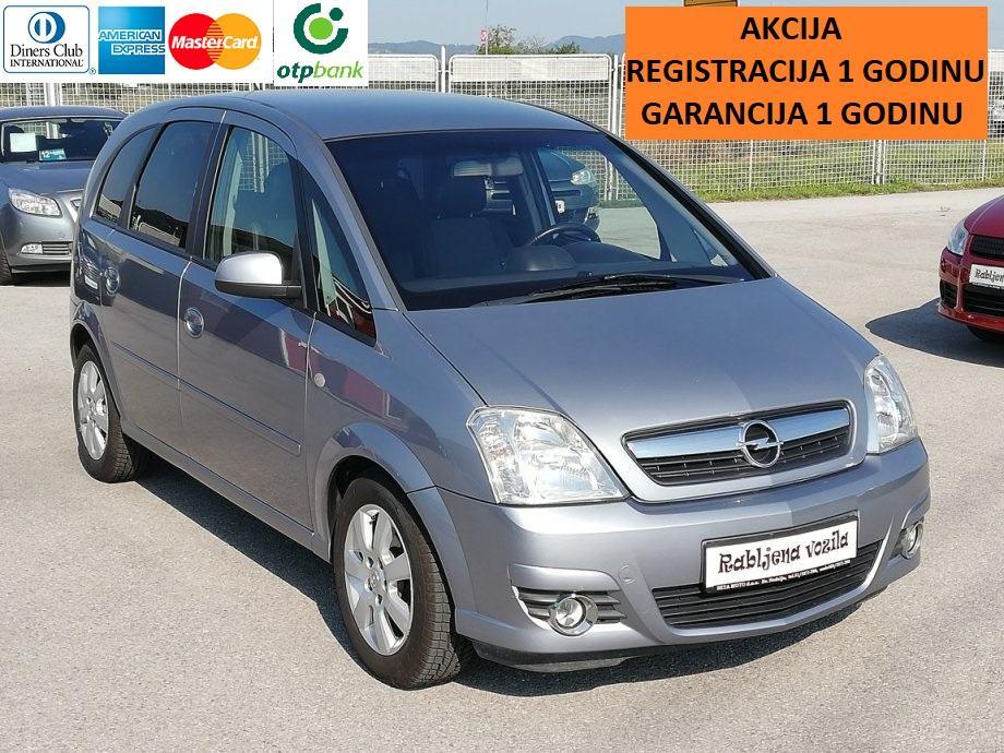 Opel Meriva 1,7 CDTI ,AKCIJA (REGISTRACIJA I GARANCIJA 1 GODINU)
