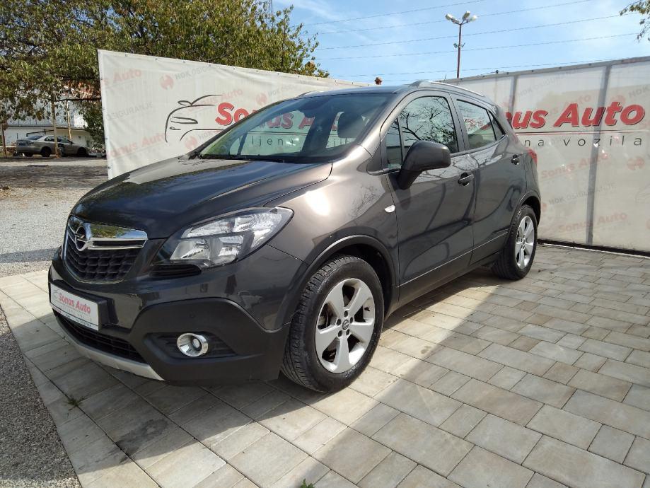 Opel Mokka 1,7 CDTI/SAMO 49000 KM/AUTO KLIMA/TEMPOMAT/JAMSTVO 1 GODINA