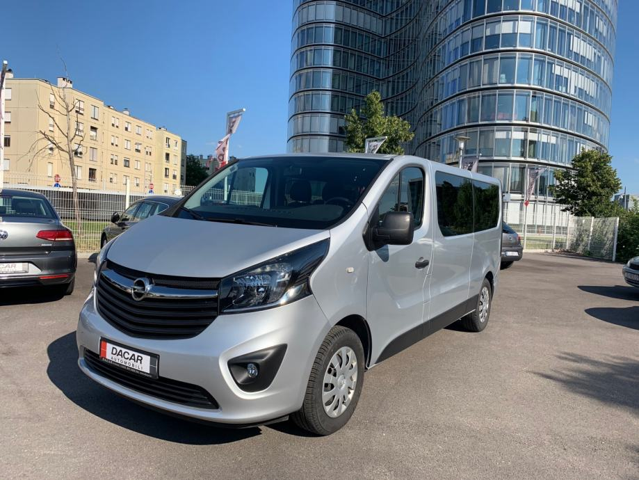 Opel Vivaro  1,6 CDTI 8+1 Putnički, samo 80.000 km !!