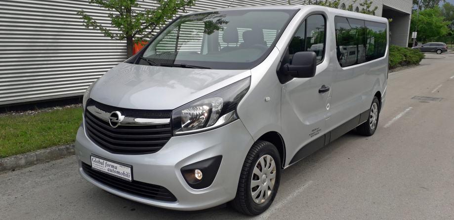 Opel Vivaro L2H1 1,6 CDTI TwinTurbo - u sustavu PDV-a, NIJE UVOZ