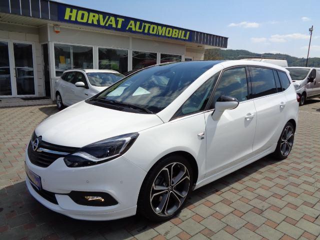 Opel Zafira 2.0 CDTI OPC; 7 sjed.; 125 kW; Panor.; Navi; Koža; R.kamer