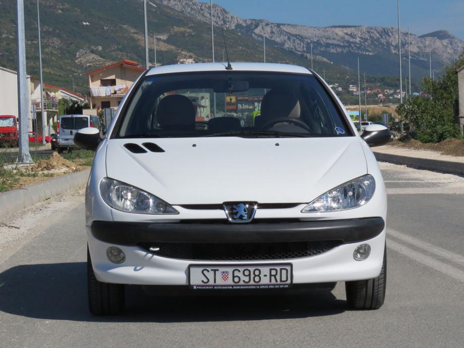 Peugeot 206 Xt 1 4 Automatik  2003 God