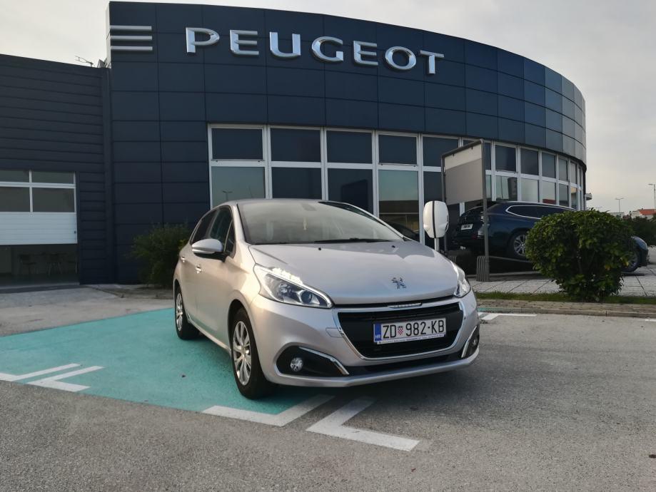 Peugeot 208 1,2 PureTech AUTOMATIK ODLIČAN!!!