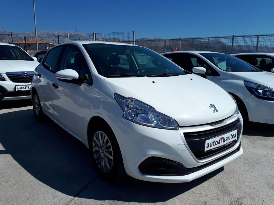 Peugeot 208 1,6 BlueHDi☆PREMIUM☆2 GOD GARANCIJA☆