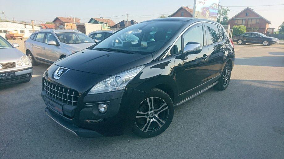 Peugeot 3008 1,6 HDI  Premium autom.F1 *NAVI*2 X PDC - PANORAMA **