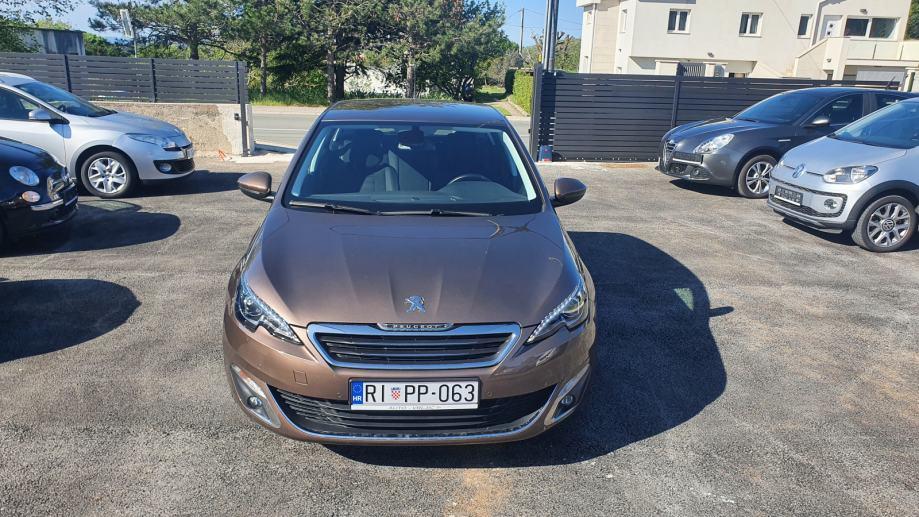 Peugeot 308 1,6 BlueHDi**12 MJESECI JAMSTVO,GARANCIJA NA KM**