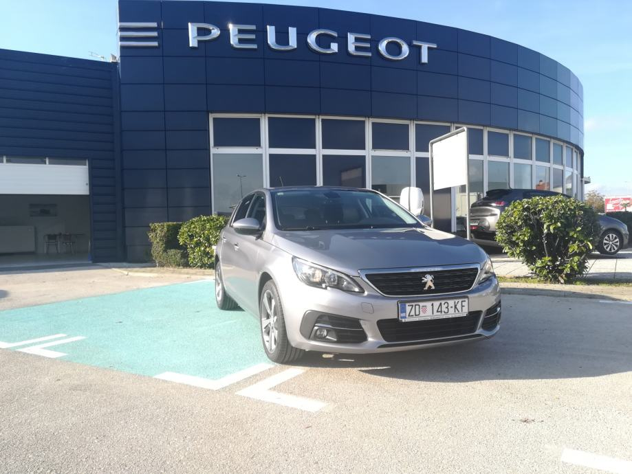 Peugeot 308 1,6 BlueHDi Maximalno očuvano vozilo!!!