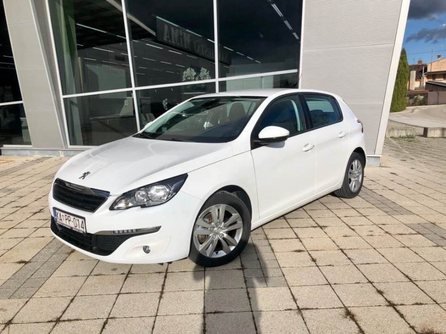 Peugeot 308 1,6 BlueHDi • 88 kW / 120 konja • 2016 g. • GARANCIJA