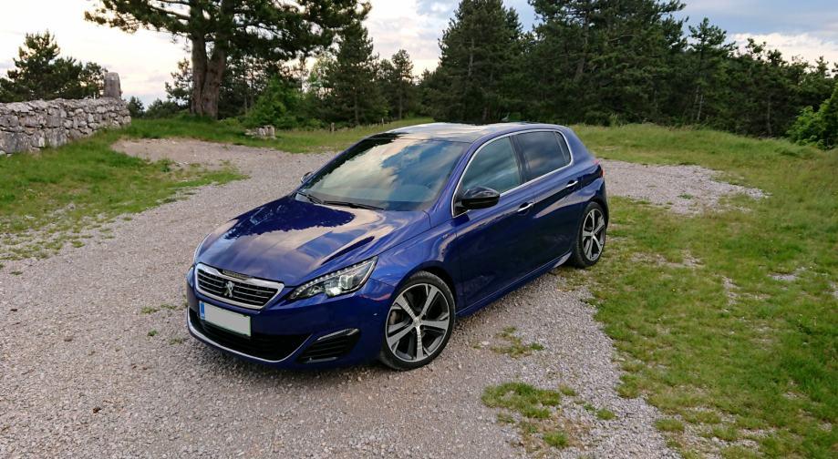 Peugeot 308 2,0 BlueHDi GT • SPORT • AUTOMATIK • GARANCIJA