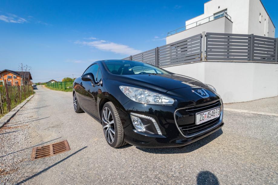 Peugeot 308 CC CC 2,0 HDi Sport, 2014 god.