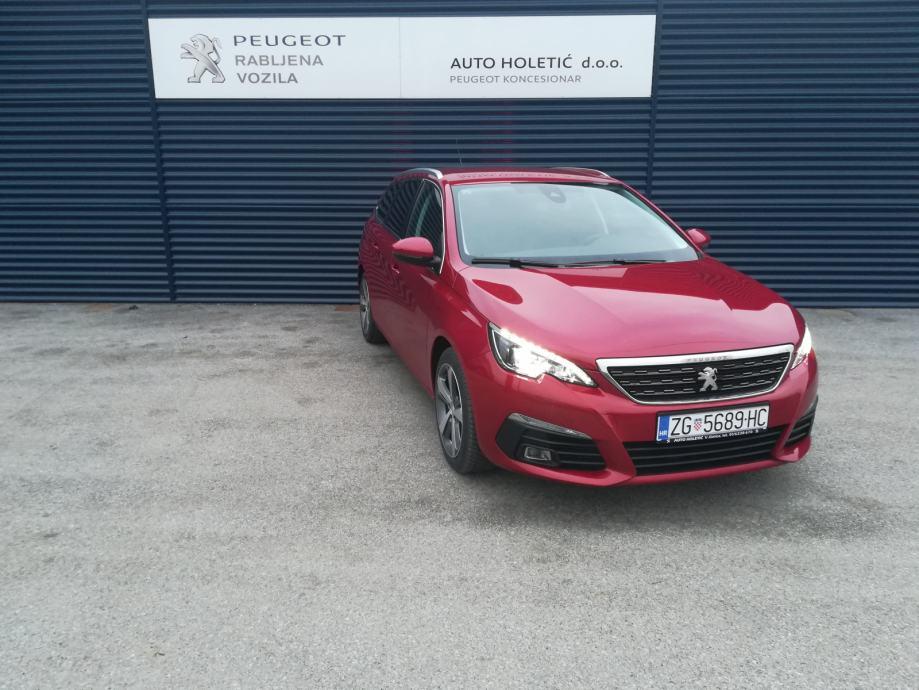 Peugeot 308 SW 1.6 BLUEHDI ALLURE automatik redizajn