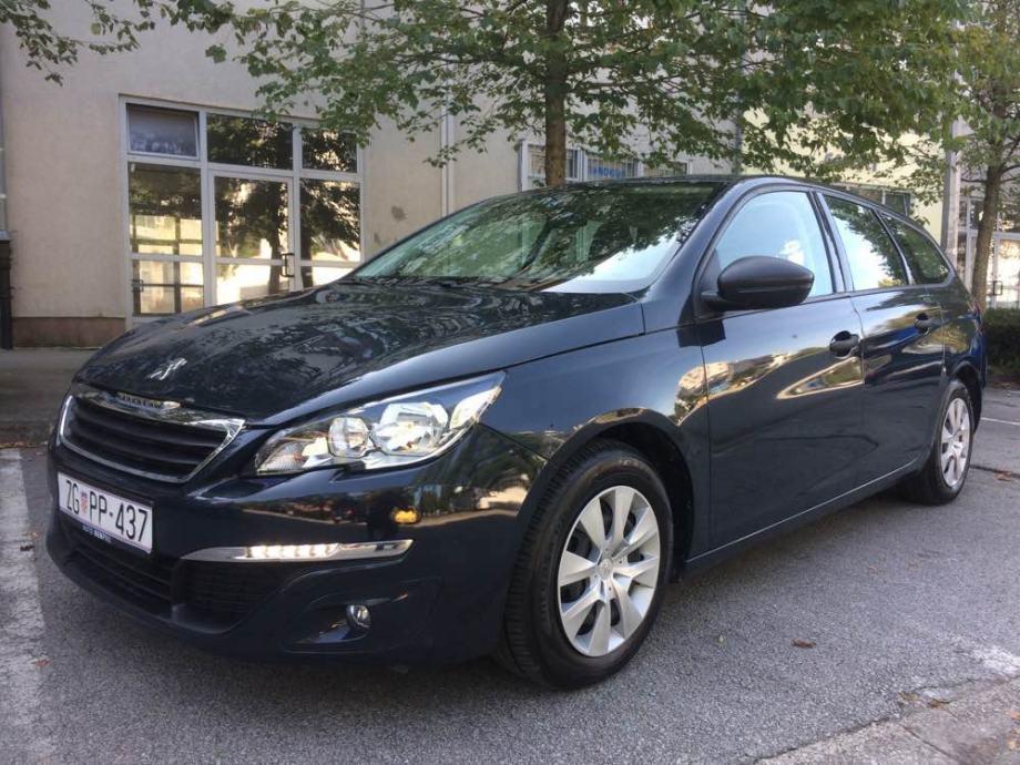Peugeot 308 SW 1,6 BlueHDi