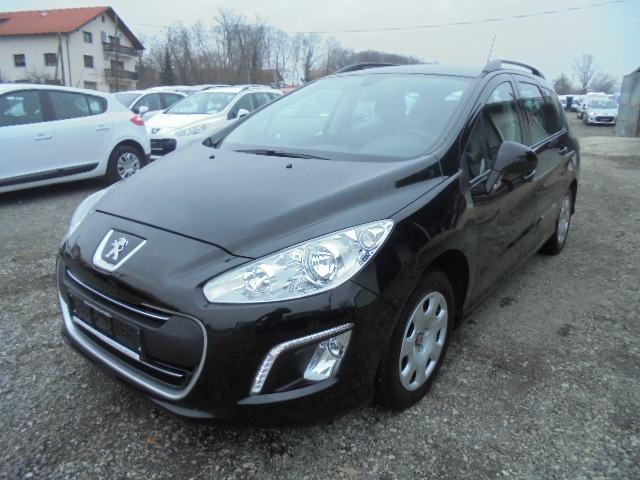 Peugeot 308 SW 1,6 HDi*Klima*tempomat*Led svjetla*