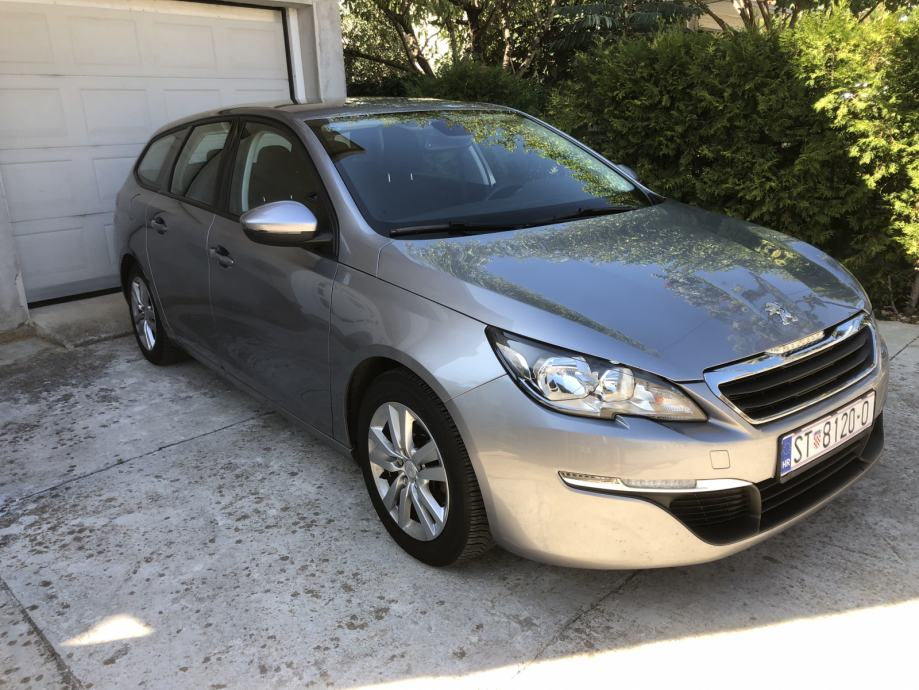 Peugeot 308 SW 1,6 HDi, TOP STANJE,7400€,reg do 06/2020