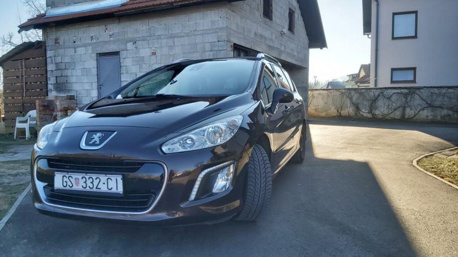 Peugeot 308 SW 1,6 HDi