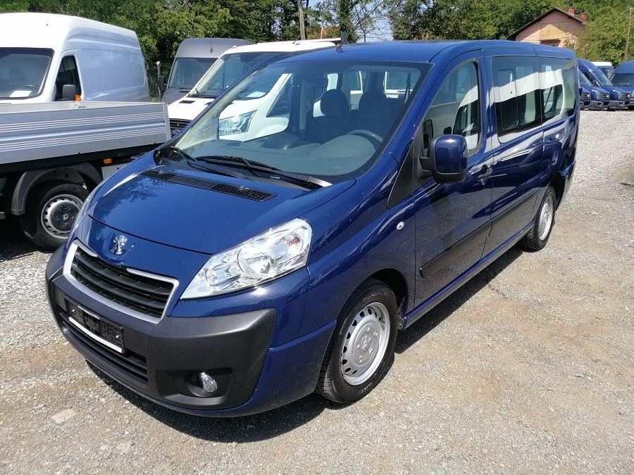 Peugeot Expert L2 2,0 HDi*163ks*8+1*Klima*