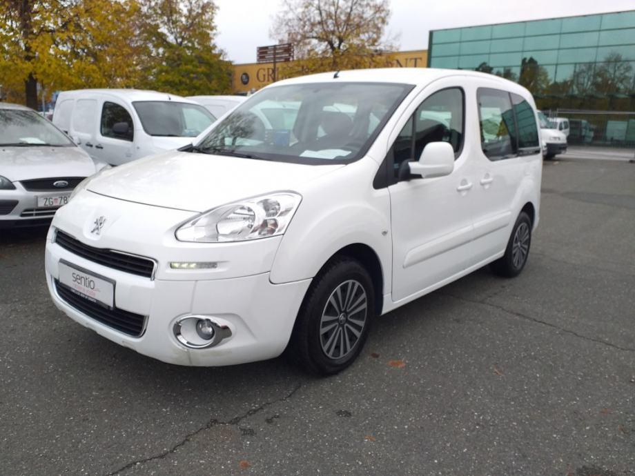 Peugeot Partner 1,6 e-HDi,68 kw,2014god,2x klizna vrata,nije uvoz,1.vl
