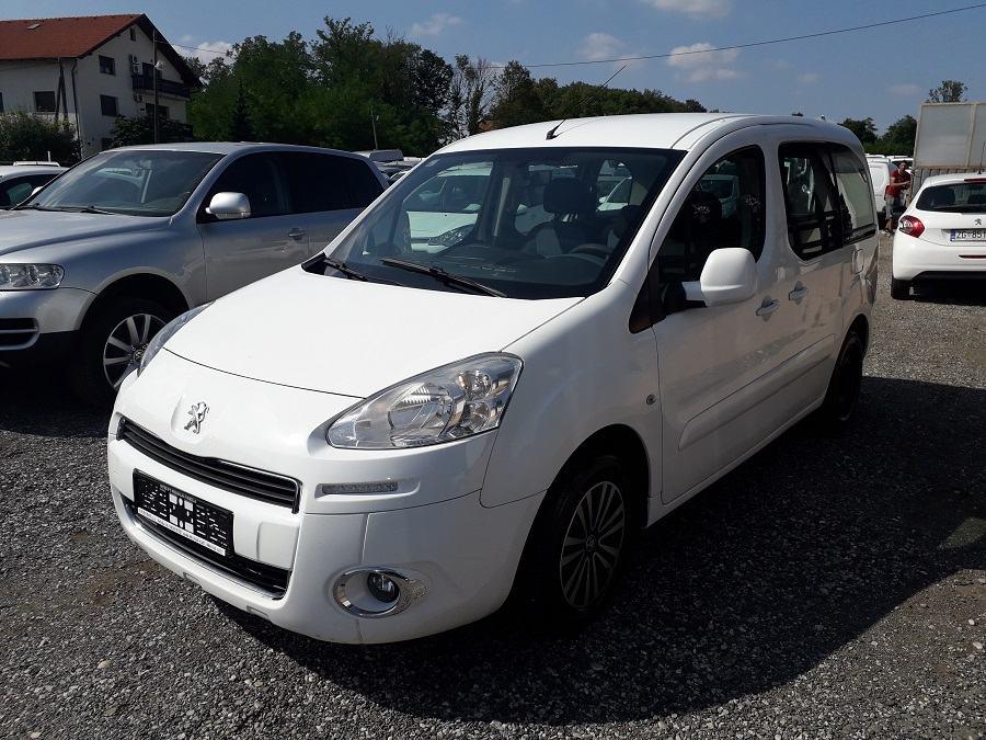 Peugeot Partner 1,6 e-HDi*2xBočna Klizna Vrata*Klima*2014.god.*