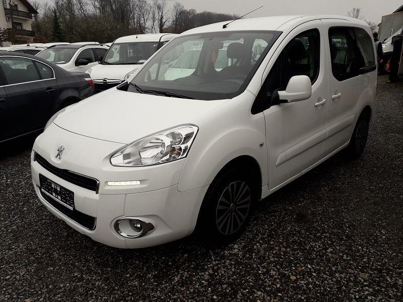 Peugeot Partner 1,6 e-HDi*68kw*2x Bocna Klizna Vrata*Led Svjetla*