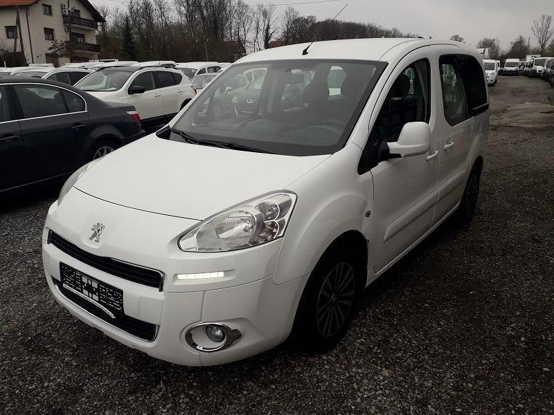 Peugeot Partner 1,6 e-HDi*68kw*2xBočna Klizna vrata*Klima*