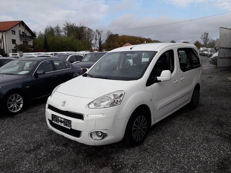 Peugeot Partner 1,6 e-HDi*68kw*Klima*2xBoč.Kliz.Vrata*